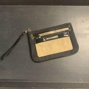 Soft Suede Express Wristlet - Phone, keys, makeup